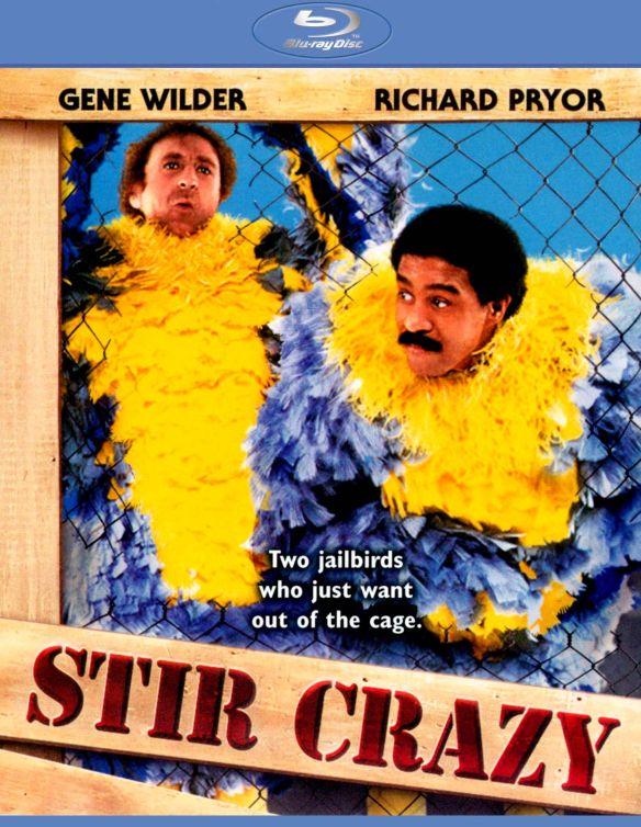 Stir Crazy [Blu-ray] [1980] 4614896