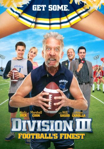 Division III: Football's Finest [DVD] [2011] 4615395