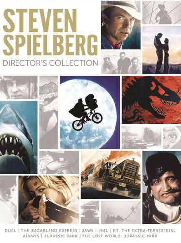 Steven Spielberg: Director's Collection [8 Discs] [DVD] 4624200
