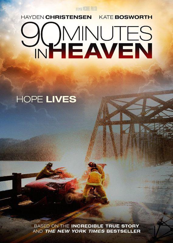 90 Minutes in Heaven [DVD] [2015] 4624201