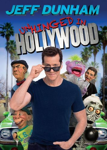 Jeff Dunham: Unhinged in Hollywood [DVD] [2015] 4624202
