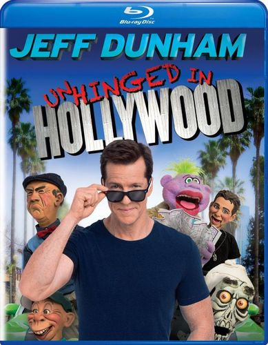 Jeff Dunham: Unhinged in Hollywood [Blu-ray] [2015] 4624203