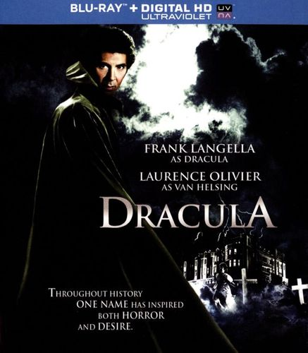 Dracula [Includes Digital Copy] [UltraViolet] [Blu-ray] [1979] 4624207