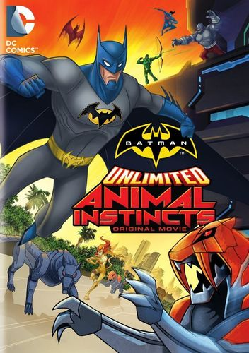 Batman Unlimited: Animal Instincts [DVD] 4627500