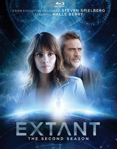 Extant: The Second Season [Blu-ray] [4 Discs] 4628701