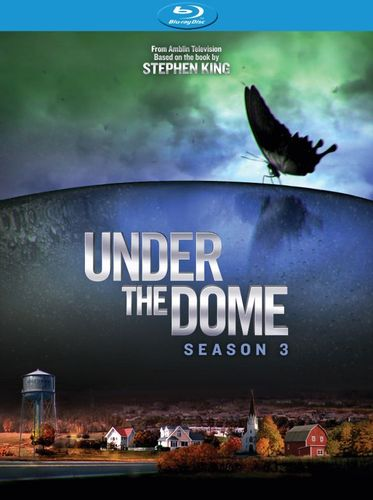 Under the Dome: Season Three [Blu-ray] [4 Discs] 4628703