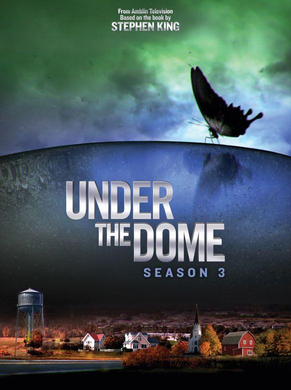 Under the Dome: Season Three [4 Discs] [DVD] 4628704
