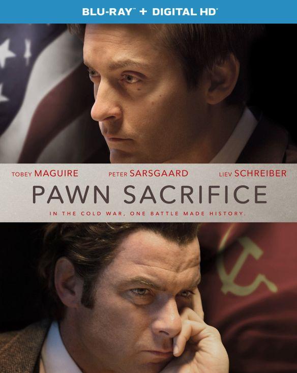 Pawn Sacrifice [Includes Digital Copy] [UltraViolet] [Blu-ray] [2014] 4628710
