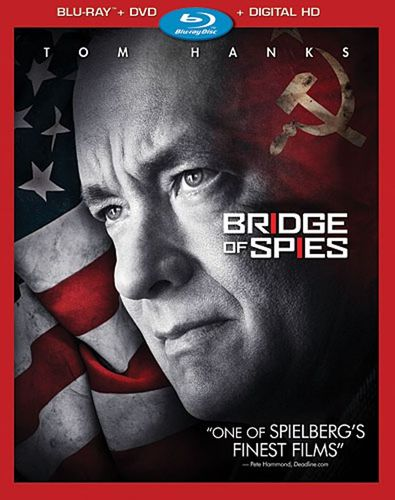 Bridge of Spies [Includes Digital Copy] [Blu-ray/DVD] [2015] 4629305