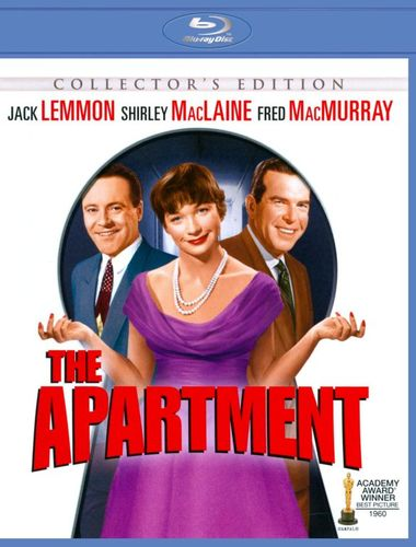 The Apartment [Blu-ray] [1960] 4635308