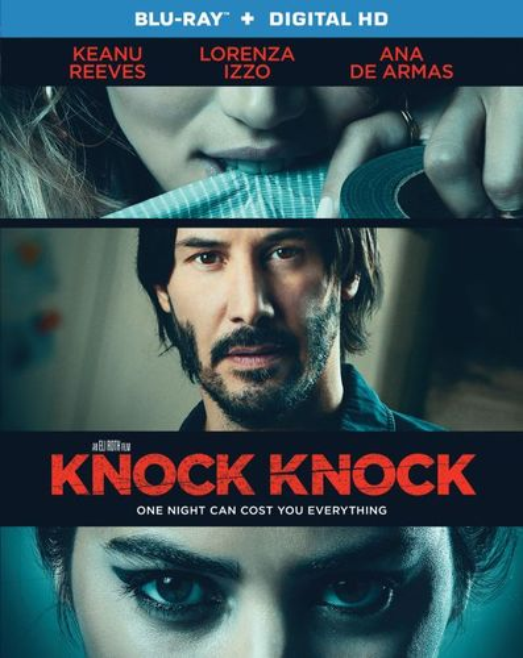 Knock Knock [Blu-ray] [2015] 4639707