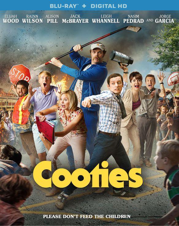 Cooties [Blu-ray] [2014] 4639708