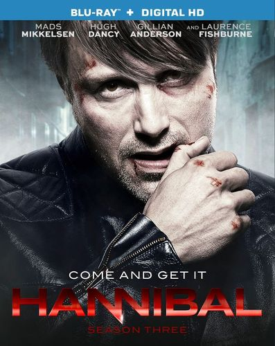 Hannibal: Season 3 [Blu-ray] [3 Discs] 4639710