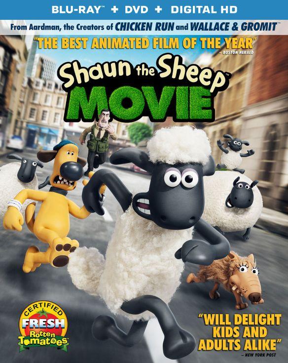 Shaun the Sheep Movie [Blu-ray] [2015] 4639718