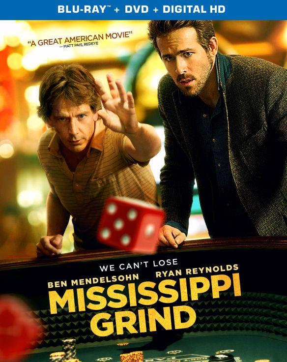 Mississippi Grind [Blu-ray] [2015] 4639721