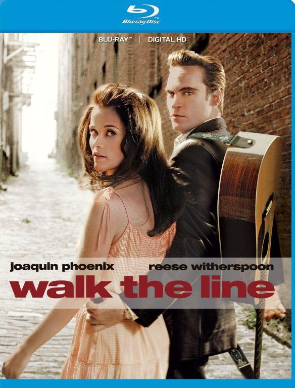 Walk the Line [Blu-ray] [2005] 4643600