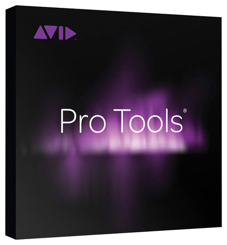 Pro Tools Software for PC and Mac with 1 Year Support and Plug-Ins - WindowsMac