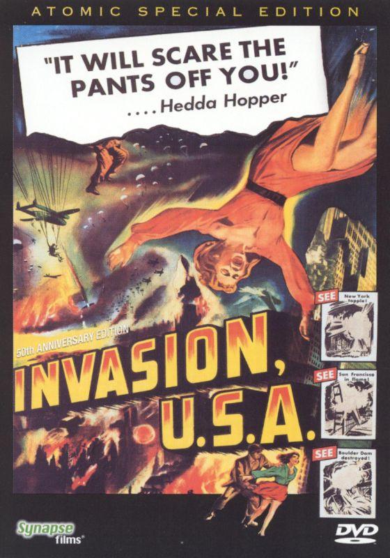 Invasion USA [DVD] [1952] 4654109