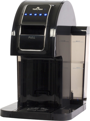 Touch - 1-Cup Coffeemaker - Black 4657802