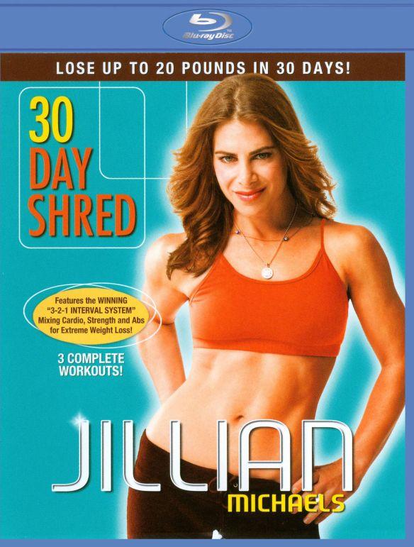 Jillian Michaels: 30 Day Shred [Blu-ray] [2007] 4670242