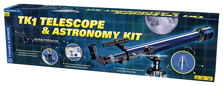 Thames & Kosmos - TK1 Telescope and Astronomy Kit 4670807