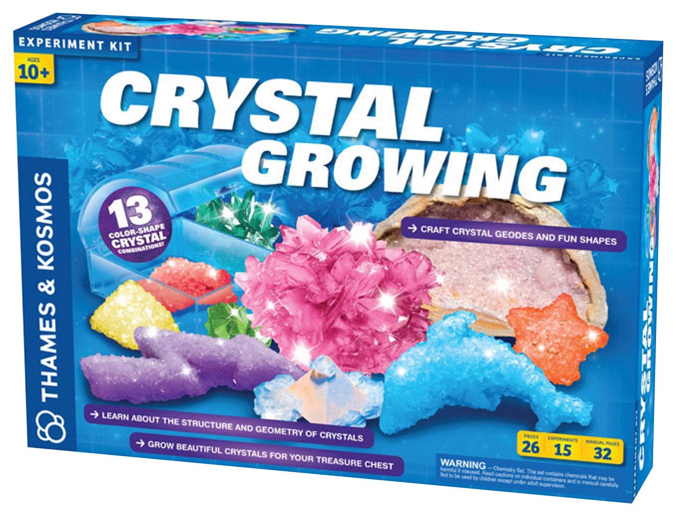 Thames & Kosmos - Crystal Growing Kit 4670808