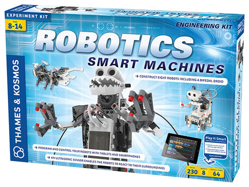 Thames & Kosmos - Robotics Kit 4670811