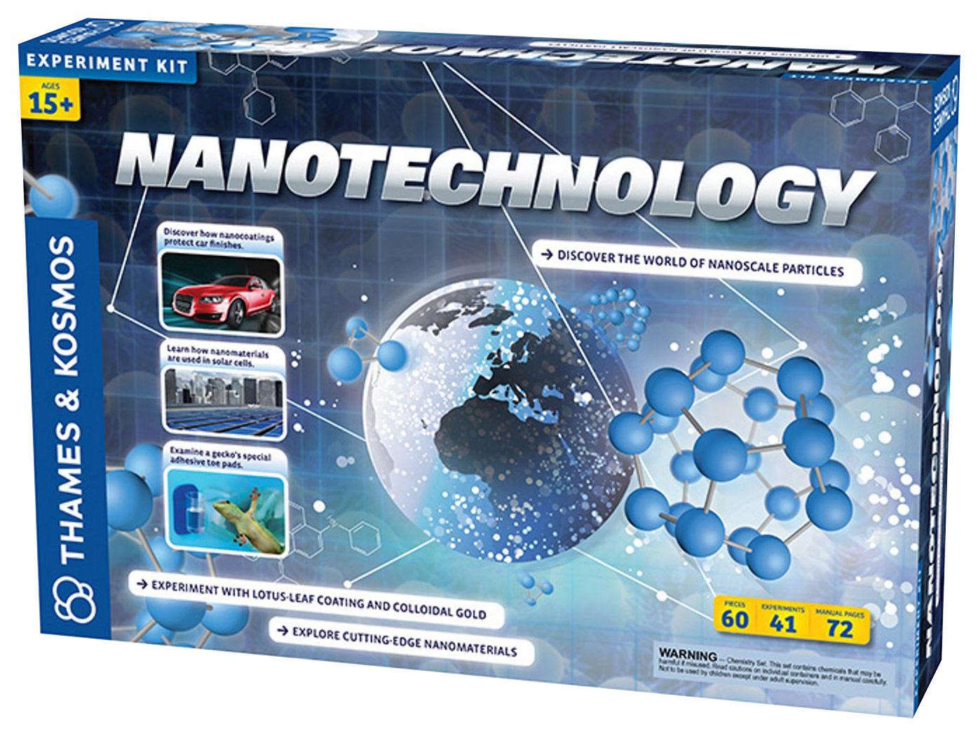 Thames & Kosmos - Nanotechnology Kit 4670812