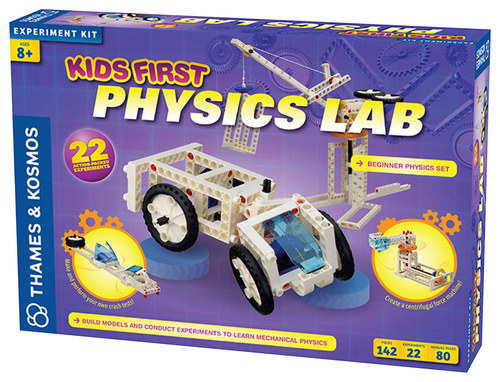 Thames & Kosmos - Kids First Physics Lab Kit 4670814