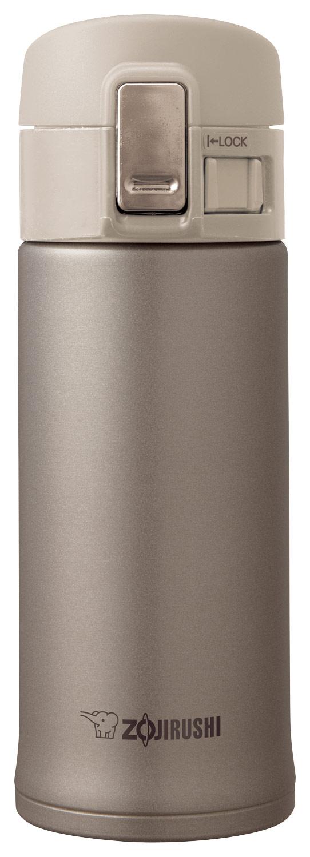 Zojirushi 12oz Stainless Steel Vacuum Insulated Mug with SlickSteel® Interior - Champagne Gold