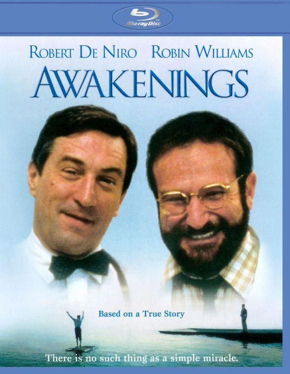 Awakenings [Blu-ray] [1990] 4672425