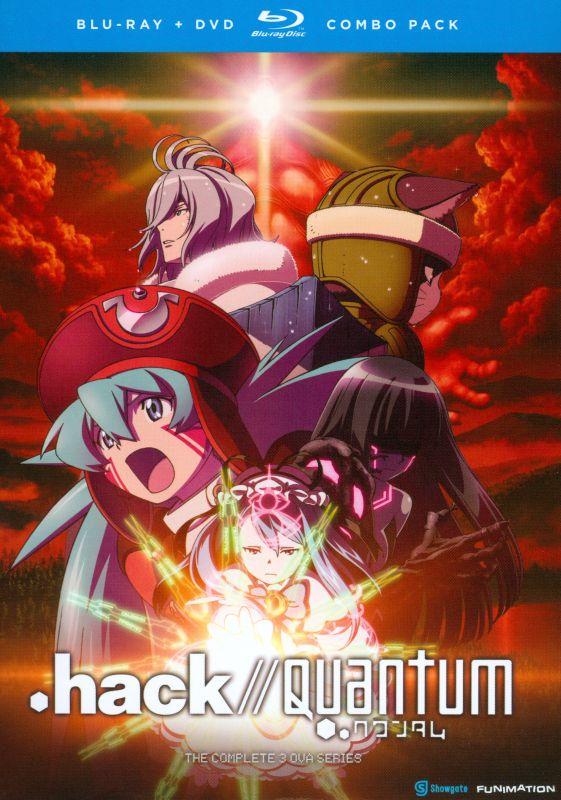 .hack//Quantum OVA [2 Discs] [Blu-ray] 4675016