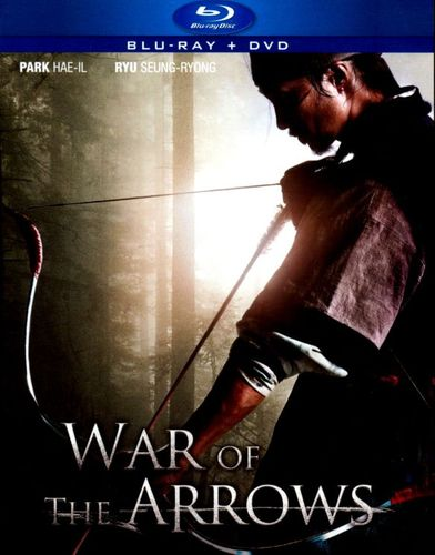 War of the Arrows [Blu-ray/DVD] [2011] 4675034