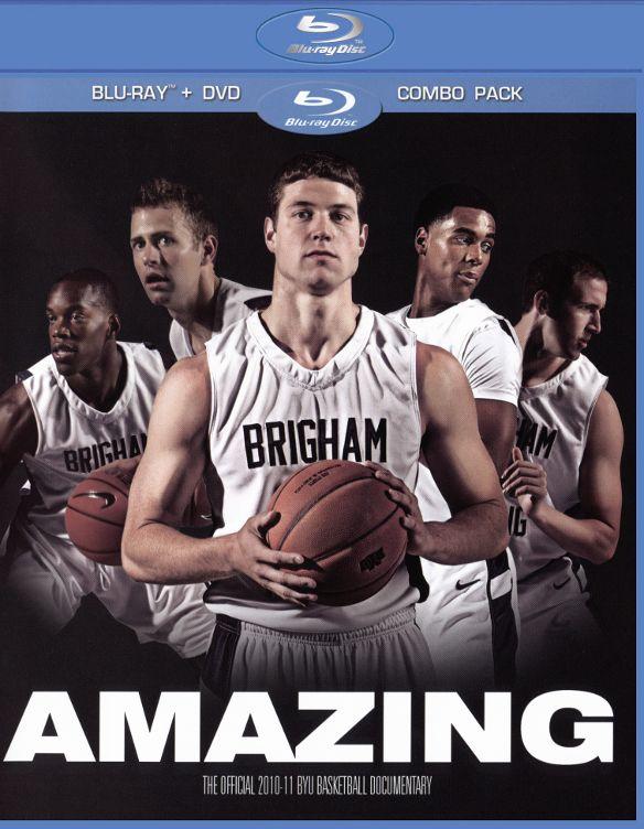 Amazing: The Official 2010-11 BYU Basketball Documentary [Blu-ray] [English] [2011] 4675431