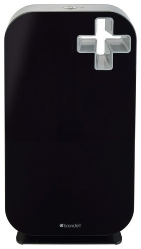 Brondell - O2+ Source Air Purifier - Black 4676703