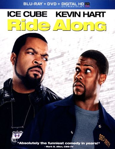 Ride Along [2 Discs] [Includes Digital Copy] [UltraViolet] [Blu-ray/DVD] [2014] 4677029