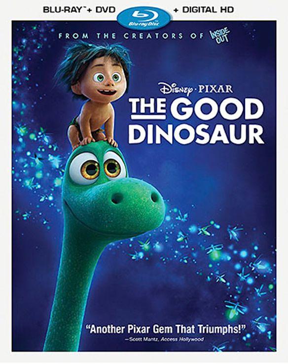 The Good Dinosaur [Includes Digital Copy] [Blu-ray/DVD] [2015] 4677305