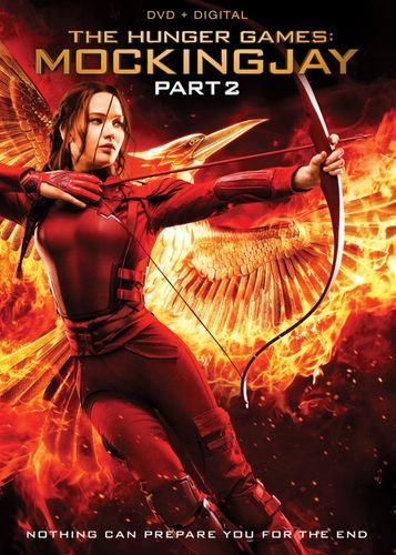 The Hunger Games: Mockingjay, Part 2 [DVD] [2015] 4682724