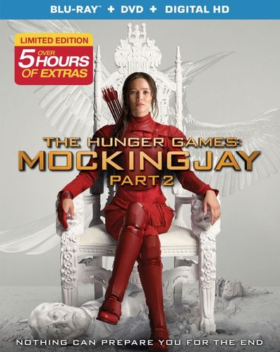 The Hunger Games: Mockingjay, Part 2 [Blu-ray] [2015] 4682803