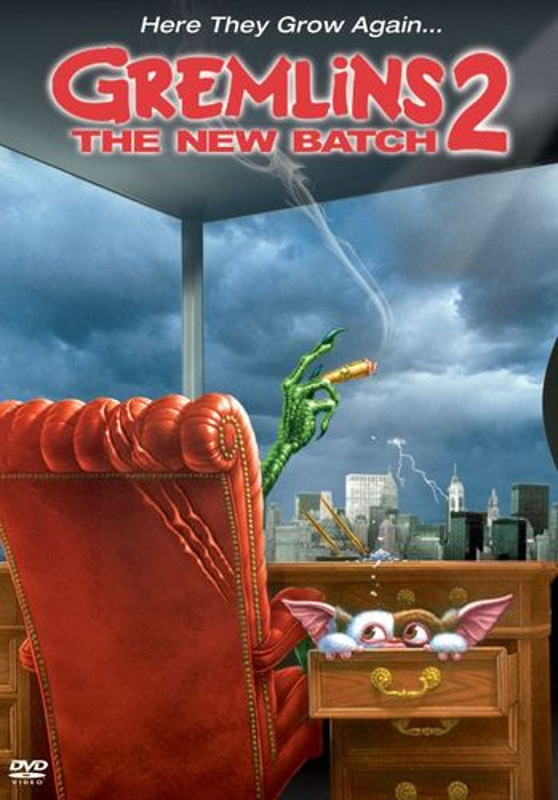 Gremlins 2: New Batch [DVD] [1990] 4684657