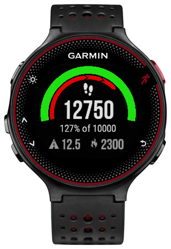 Garmin 010-03717-70 Forerunner 235 GPS Running Watch Marsala