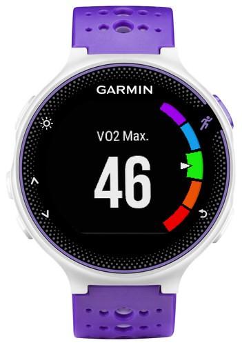 Garmin Forerunner 230 GPS Running Watch Purple Strike 010-03717-41