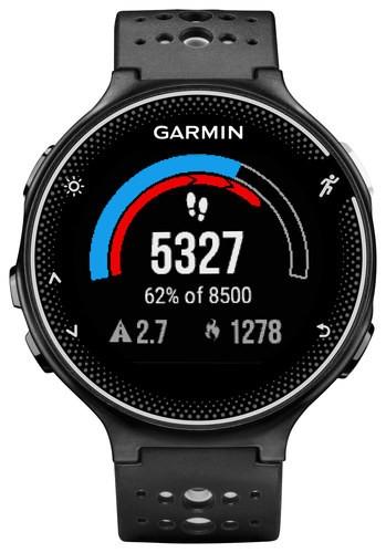 Garmin Forerunner 230 GPS Running Watch Black/White 010-03717-40