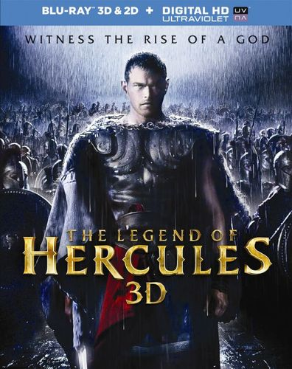 The Legend of Hercules [Blu-ray] [3D] [Includes Digital Copy] [UltraViolet] [Blu-ray/Blu-ray 3D] [2014] 4689027