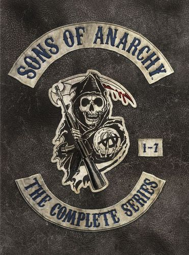 Sons of Anarchy: The Complete Series [DVD] 4691800