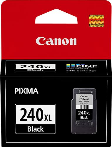 Canon - PG-240 XL Ink Cartridge - Pigment Black - Black
