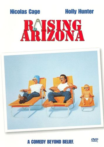 Raising Arizona [DVD] [1987] 4698599