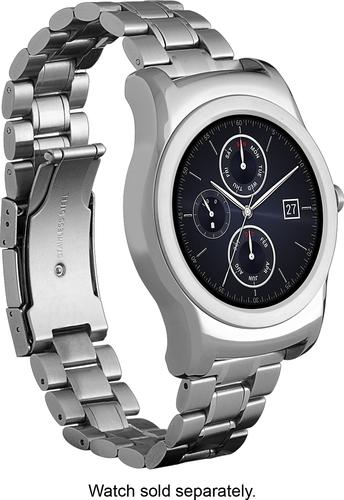 Modal - 22mm Watch Band - Silver