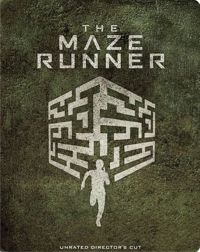 The Maze Runner [Includes Digital Copy] [Blu-ray/DVD] [SteelBook] [Only @ Best Buy] [2 Discs] [2014] 4704700