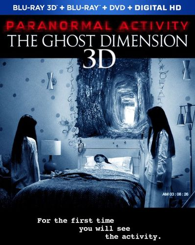 Paranormal Activity: The Ghost Dimension [3D] [Blu-ray/DVD] [Blu-ray/Blu-ray 3D/DVD] [2015] 4704800
